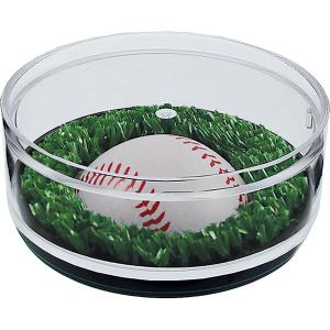 """Batter Up"" Compartment Coaster Caddy"
